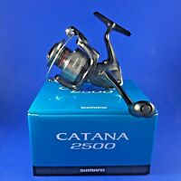 Shimano Catana 2500 FD // CAT2500FD // Front Drag Fishing Reel