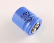 2x 120uF 450V Large Can Electrolytic Aluminum Capacitor 450VDC 120mfd DC 120 uF