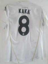 Real Madrid 2009-2010 Home Kaka 8 Football Shirt Adult Size Medium /40634