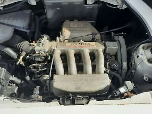 TOYOTAMR2 GT ENGINE COMPLETE 1992 MANUAL PETROL LOW MILES 3S-GE