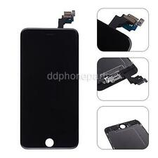 Black LCD Touch Screen Digitizer + Front Camera + Frame For iPhone 6 Plus 5.5""
