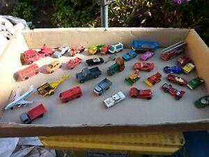 Ein Konvolut  Autos (Matchbox,Siku und andere- 33 Stück Inhalt) Set 7