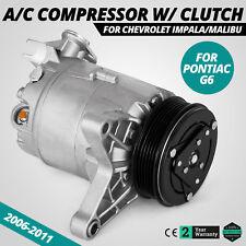 HQ AC Compressor /& Clutch For Toyota Corolla Matrix Scion xD CO 11210C Look