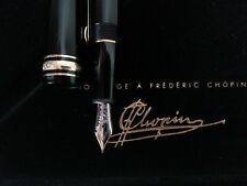 Montblanc Hommage a Frederic Chopin Classic Fountain Pen