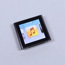Apple iPod Nano 8GB 6th Gen Generation Graphite MP3 WARRANTY VGC