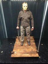 1/6 Custom Dock diorama for Sideshow Jason and Hot Toys Friday the 13th Horror