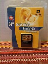 64 MB Smart Media Memory Card Lexar - SmartMedia Lexar