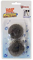 Lint Traps Washing Machine Snare Laundry Mesh Washer Hose Filter (4 Packs of 2)