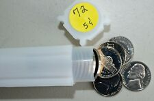 Proof Roll of 1972 S Jefferson Nickels 40 5c Coins Nice Wholesale 5 Cents