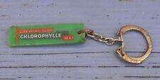 Porte-clé des années 1960-70, chewing gum chlorophyle May