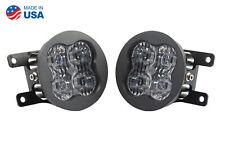 SS3 LED Fog Light Kit for 2013-2017 Acura ILX WHT SAE/DOT Diode Dynamics