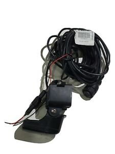Garmin Power Transducer 010-10435-00 Power Cord for Fishfinder 80 90 160 120 140