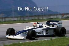 Nelson Piquet Brabham BT52 Winner Brazilian Grand Prix 1983 Photograph