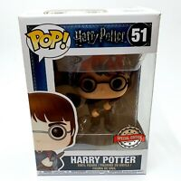 Funko Pop Vinyl Harry Potter Exclusive with Broom #51 Nimbus Rare 2017 A1