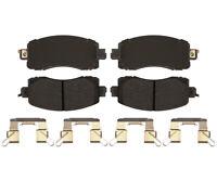 Disc Brake Pad Set-R-Line; Ceramic Front Raybestos MGD2045CH
