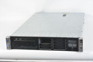 HP ProLiant DL380p Gen8 8SFF Server 2x Intel Xeon E5-2640 0,48GB,0 HDD,DVD-ROM