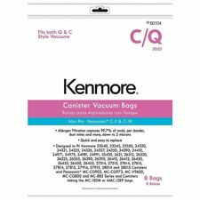 Kenmore  Canister Vacuum Bag for Ken more - 2 Pack