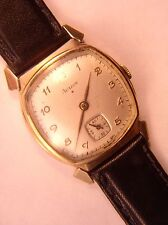 Vintage Avalon 1940's Elegant Man's/Lady's 10K G.F. Watch, Running Keeping Time