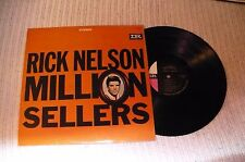 Rick Nelson LP , Million Sellers , Imperial LP 12232, 1963