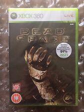 Nuevo Sellado De Fábrica lanzamiento original de Dead Space para Xbox 360