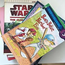 Lot of 11 Children's Readers How-To-Read Books Level 3, K-3 (Star Wars, more)