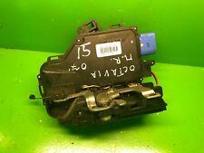 VW CADDY GOLF 5 TOURAN TOUAREG FRONT RIGHT DOOR LOCK MECHANISM 3D1837016AC