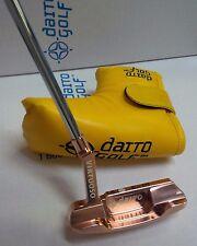 NEW Virtuoso Putter, copper nickel, RH, 34 inches
