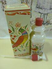 Vtg Avon Country Creamery Decanter Moisturized Hand Lotion 300ml*BNIB