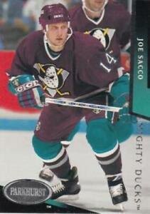 #273 Joe Sacco - Anaheim Mighty Ducks - 1993-94 Parkhurst Hockey