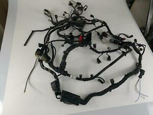 2014 FORD EXPLORER Engine Wire Harness 3.7L Engine
