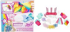 JoJo Deluxe Siwa Bows and Pom Pom Keyring Maker Kit Perfect Girls Present