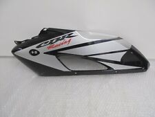 Honda CBR1000RR RR5 2005 Left Middle Fairing Cowl Black 64350MELA00ZA