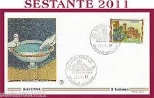 ITALIA FDC FILAGRANO  RAVENNA 1997 ANNULLO UDINE H527
