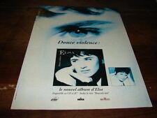 ELSA - PUBLICITE DOUCE VIOLENCE !!!!!!!!!!!!!!!!