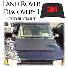 Land Rover Discovery 1 Hood Blackout Decal Sticker Disco