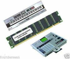 512 MB MEG RAM MEMORY UPGRADE ROLAND FANTOM-X JUNO-G FANTOMX JUNOG SAMPLER X7