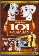 101 DALMATIANS dalmatiërs : WALT DISNEY 2 DVD SET NIEUW speciale editie
