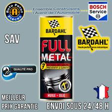 BARDAHL Full Métal Anti Usure Métal Réf:2007 400mL Qualité PRO !
