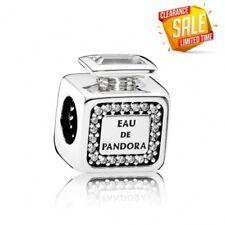Genuine Pandora Eau De Pandora Perfume Signature Scent Bottle Charm 791889CZ