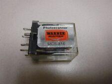 NEW NO BOX WARNER ELECTRIC MCS-814 RELAY 24VDC Q11