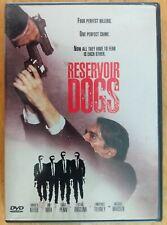 Reservoir Dogs Dvd-1981-Quentin Tarantino-Like New