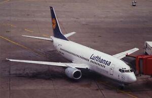 D-ABXL Boeing 737 Lufthansa Original Airliner Slide