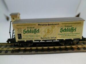 """Arnold - 4299 G10 Güterwagen """"Original Schlüssel"""" Sonderwagen in OVP"""