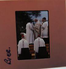 POPE JOHN PAUL II 1978-2005 Karol Józef Wojtyła Bishop of Kraków SAINT SLIDE 97