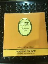 Rare, New, CHRISTIAN DIOR Discontinued DUNE Perfumed Dusting Body Powder, 5.0 oz