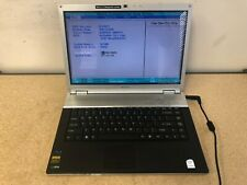 Sony Vaio Vgn-Fz260 Core 2 Duo @ 2.0Ghz 3Gb 250Gb* (No Os* or Ps)*