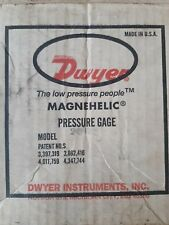 Dwyer 2005 Magnehlic Pressure Gauge New In Box