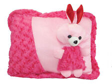 Tickles Pink Rabbit Cushion Stuffed Toy Pillow 40 Cm C077