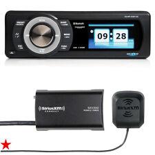 AQUATIC AV AQ-MP-5UBT-HS FACTORY HARLEY DAVIDSON AM/FM RADIO W FREE + SIRIUS XM
