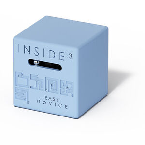Inside3 NoVice Series Blind Labyrinth Puzzle Cubes - 3 Difficulties Available